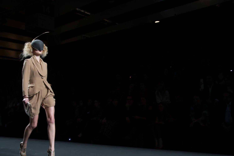 Foto de Alma Aguilar en la Cibeles Madrid Fashion Week Otoño-Invierno 2011/2012 (29/126)