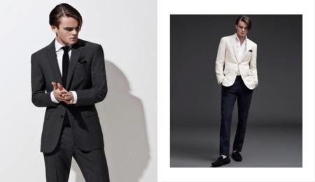 Konrad Annerud El Clon De Leonardo Dicaprio Debuta En El Modelaje Con Ralph Lauren 3