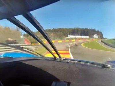 ¿Un fin de semana aburrido? Vente a dar una vuelta a Spa Francorchamps en el Ford GT