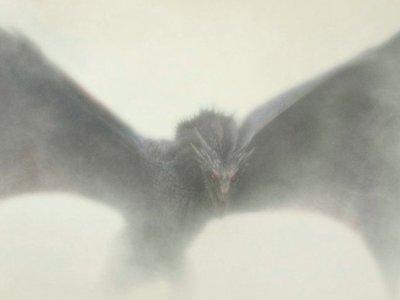 Los majestuosos dragones de 'Juego de Tronos' serán del tamaño de un avión 747 en la séptima temporada