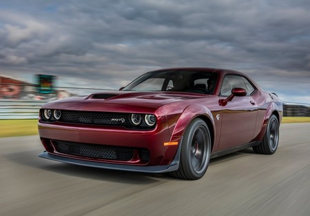 Dodge Challenger Srt Hellcat Widebody 2018 1600 05