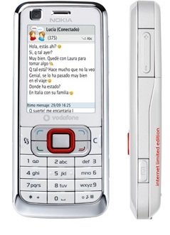 Nokia 6120 Internet Limited Edition