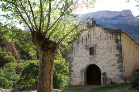 Ermita Río Pitarque
