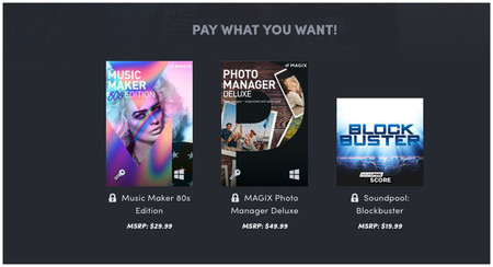 Humble Software Rebundle Vegas Pro Discover Creative Freedom Pay What You Want And Help Charity 2018 04 12 14 47 53