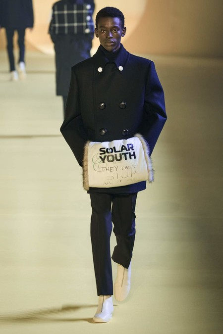Raf Simons Fall Winter 2020 Paris Fashion Week 48