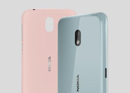 Nokia 2.2: notch de gota y carcasas intercambiables de colores para conquistar la gama de entrada