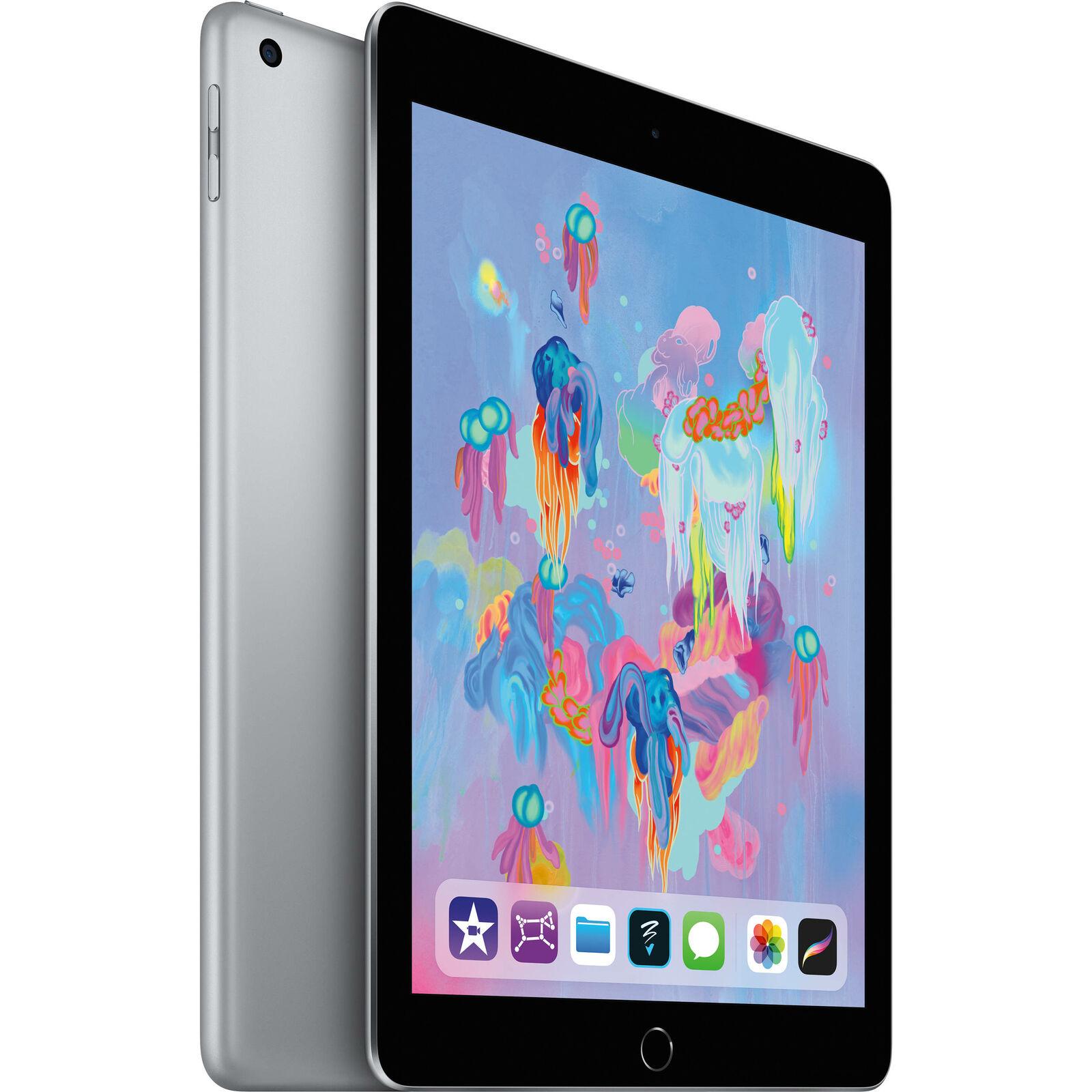 Apple iPad (2018) de 9,7 pulgadas con 32 GB de almacenamiento interno