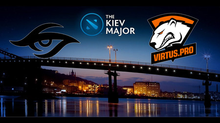 Team Secret y Virtus Pro arrasan en la fase de grupos del Major de Kiev