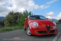 Alfa Romeo MiTo 1.4 MultiAir TCT, prueba (exterior e interior)