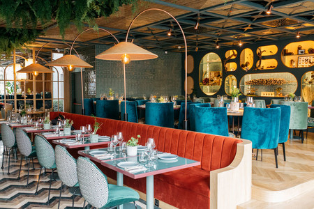 Botania. O cómo comer en una selva tropical en plena Plaza de España