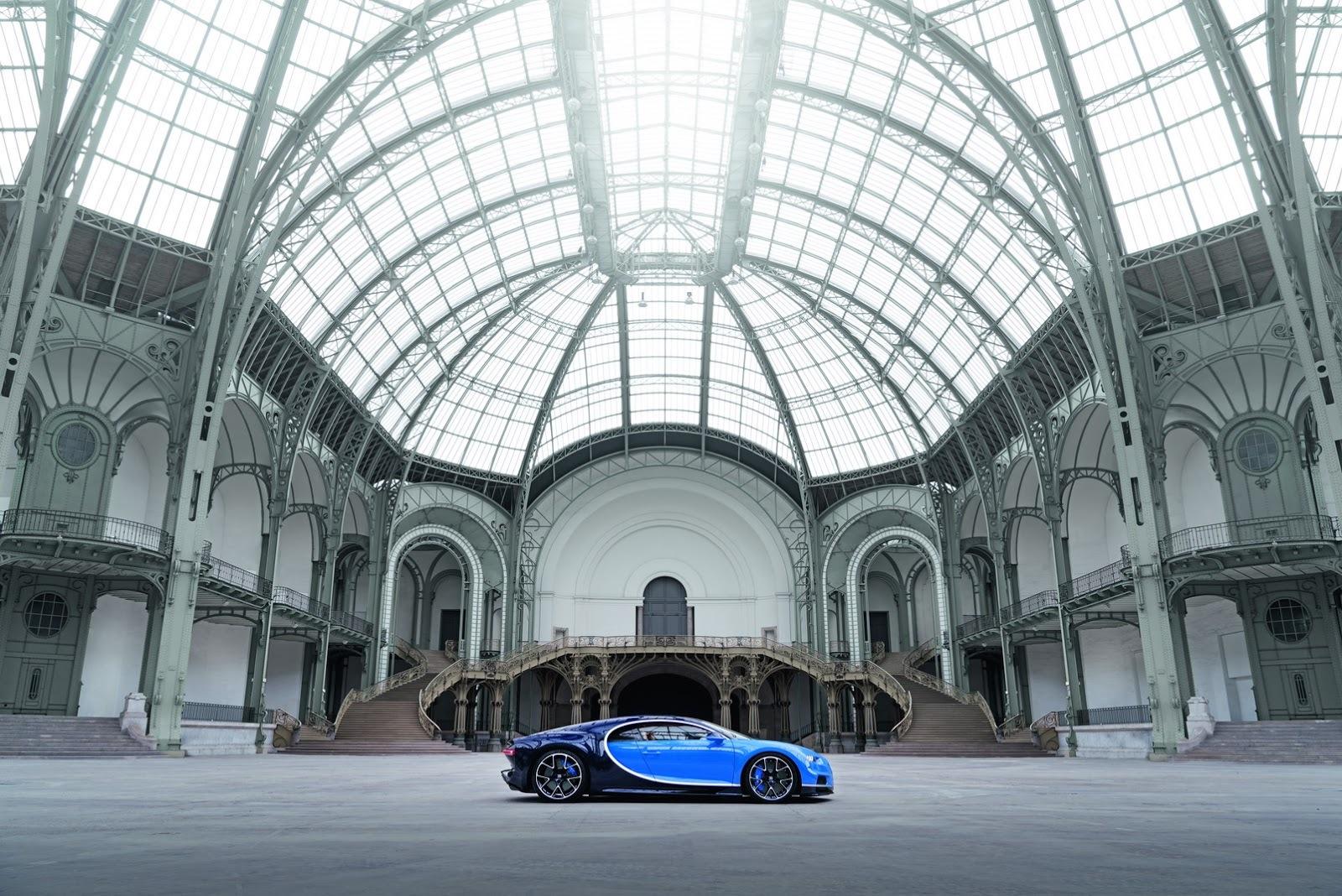 Foto de Bugatti Chiron (48/77)