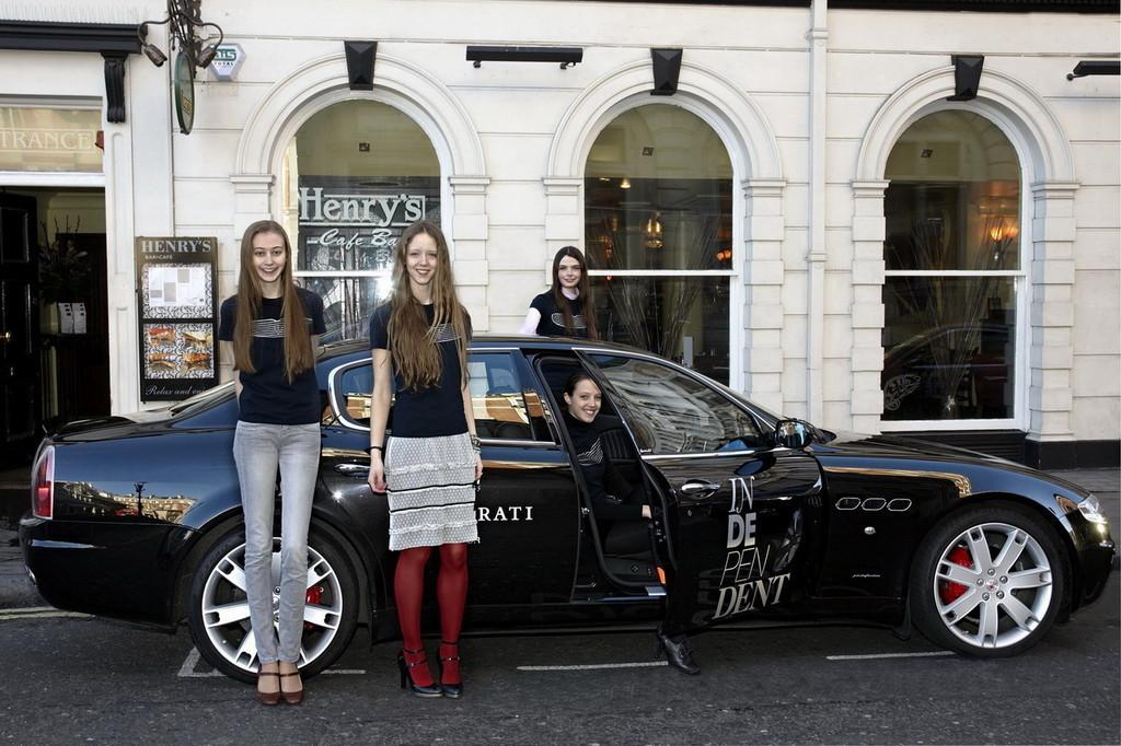 Foto de Maserati London Fashion Week (1/5)
