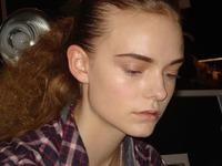 Nars maquilla los diseños de Hervé Léger para el otoño 2009