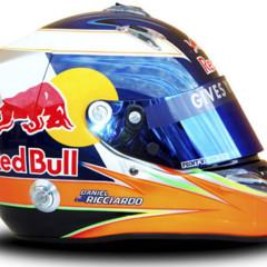 Foto 3 de 23 de la galería cascos-de-la-parrilla-de-formula-1-2013 en Motorpasión F1