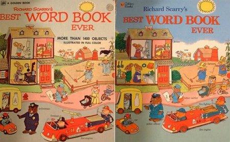 Los maravillosos libros infantiles de Richard Scarry