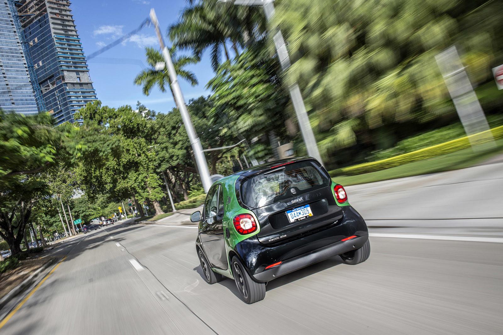 Foto de smart fortwo Electric Drive, toma de contacto (222/313)