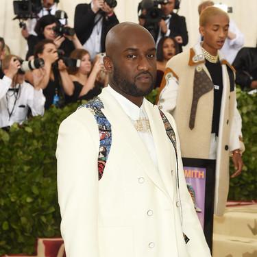 Virgil Abloh presenta un primer look para Louis Vuitton con increíbles detalles artesanales