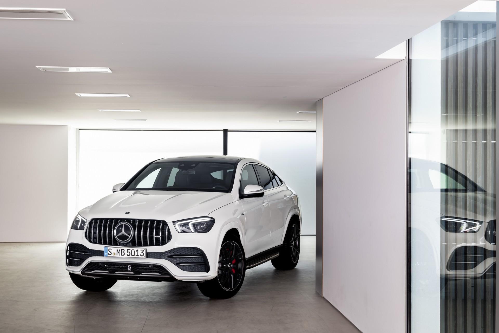 Foto de Mercedes-Benz GLE Coupé 2020 (30/52)