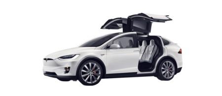 Tesla Model X Mexico