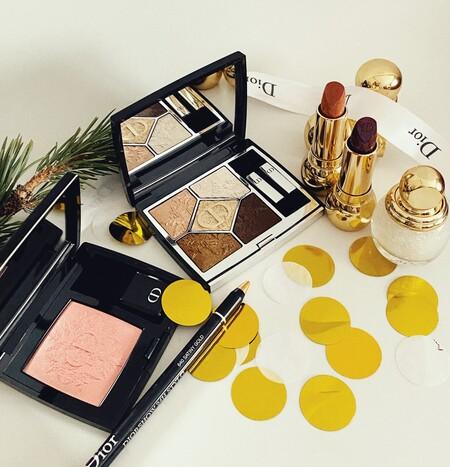 Dior nos propone una Navidad cargada de brillo y con mucho estilo: así es su colección de maquillaje más festivo