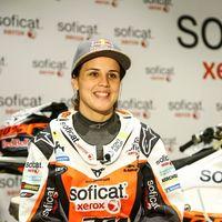 """Laia Sanz: """"Me preocupa mi estado físico y cómo aguantaré las etapas largas"""""""