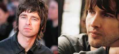 Noel Gallagher se muda por culpa de James Blunt