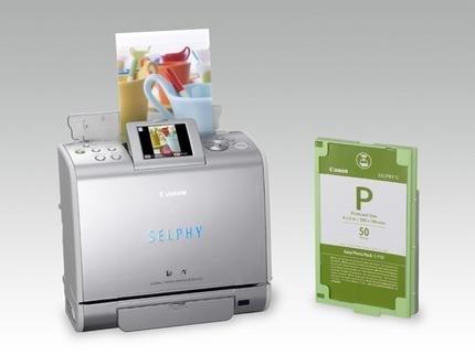Selphy ES1, impresora compacta de Canon