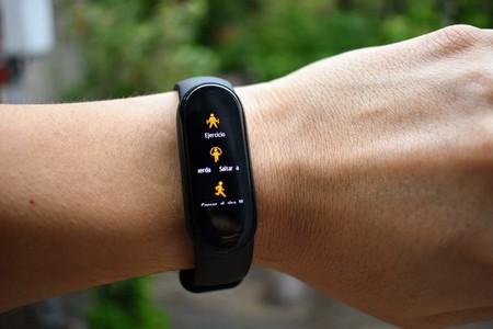 Xiaomi Mi Smart Band 5 Analisis Mexico Monitoreo Actividad Fisica
