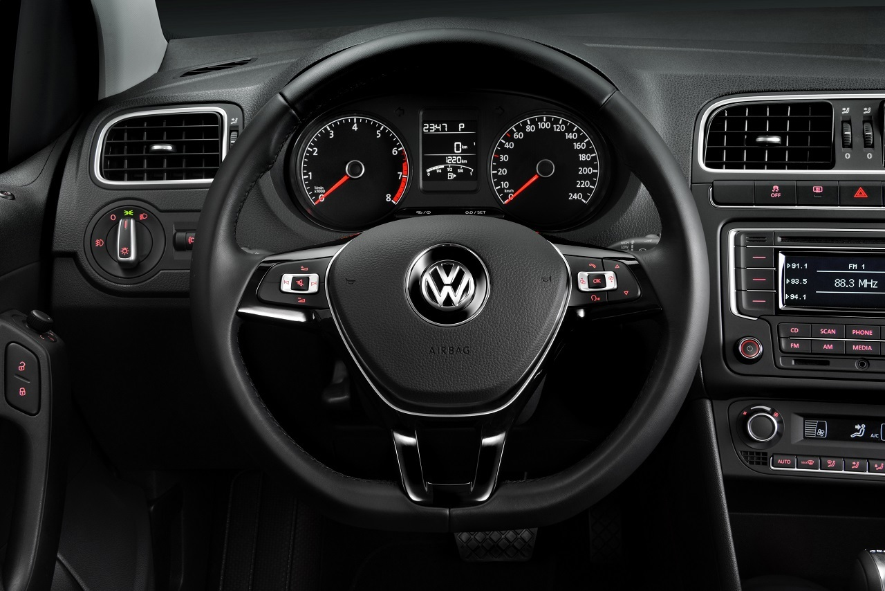 Volkswagen Polo TSI en México