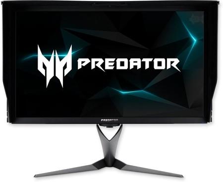 Ya puedes reservar el Acer Predator X27, el primer monitor 4K con HDR y NVIDIA G-Sync