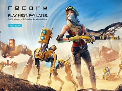 ReCore lanza un demo para Xbox One y Windows 10