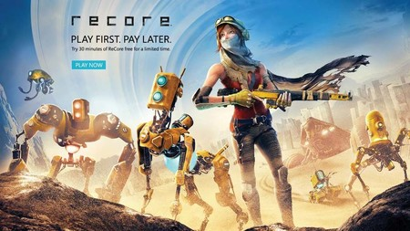 ReCore lanza un demo para Xbox One y Windows 10