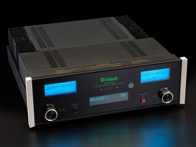 McIntosh ya tiene nuevo amplificador HiFi estéreo compacto en tamaño pero no en precio
