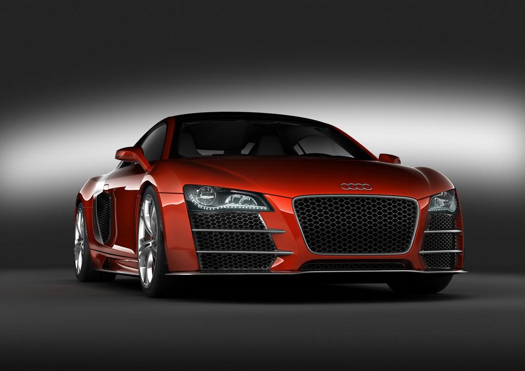 Foto de Audi R8 TDI Le Mans (1/12)