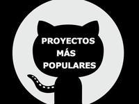 Los proyectos Open Source más populares en Github