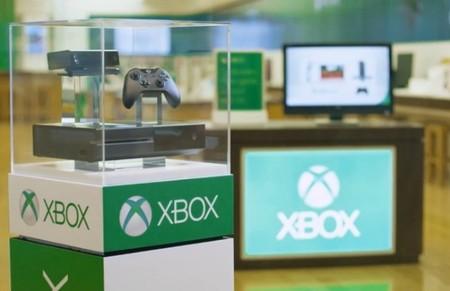 El Xbox One, ya se encuentra expuesto en las vitrinas de las Microsoft Store de Estados Unidos