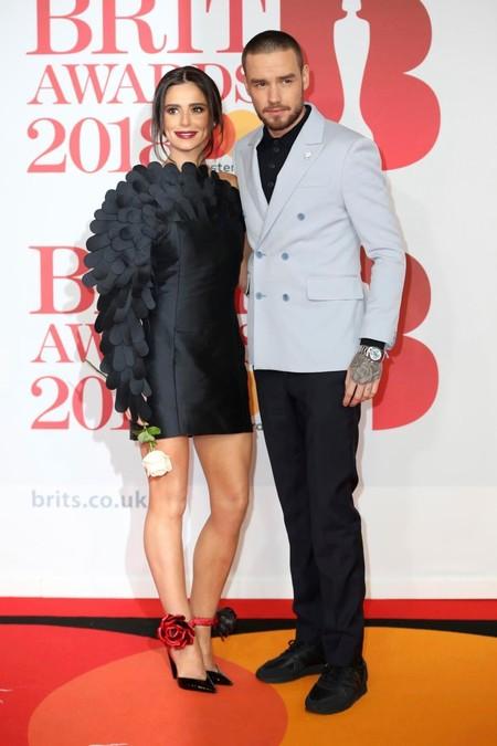Liam Payne Conquista La Alfombra Roja De Los Brit Awards Con Un Look En Tonos Pastel 02