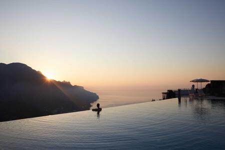 Tres hoteles con piscina infinita de vértigo