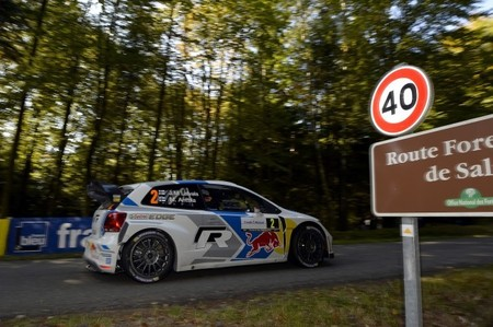 Rallye de Alsacia 2014: Jari-Matti Latvala encarrila la victoria