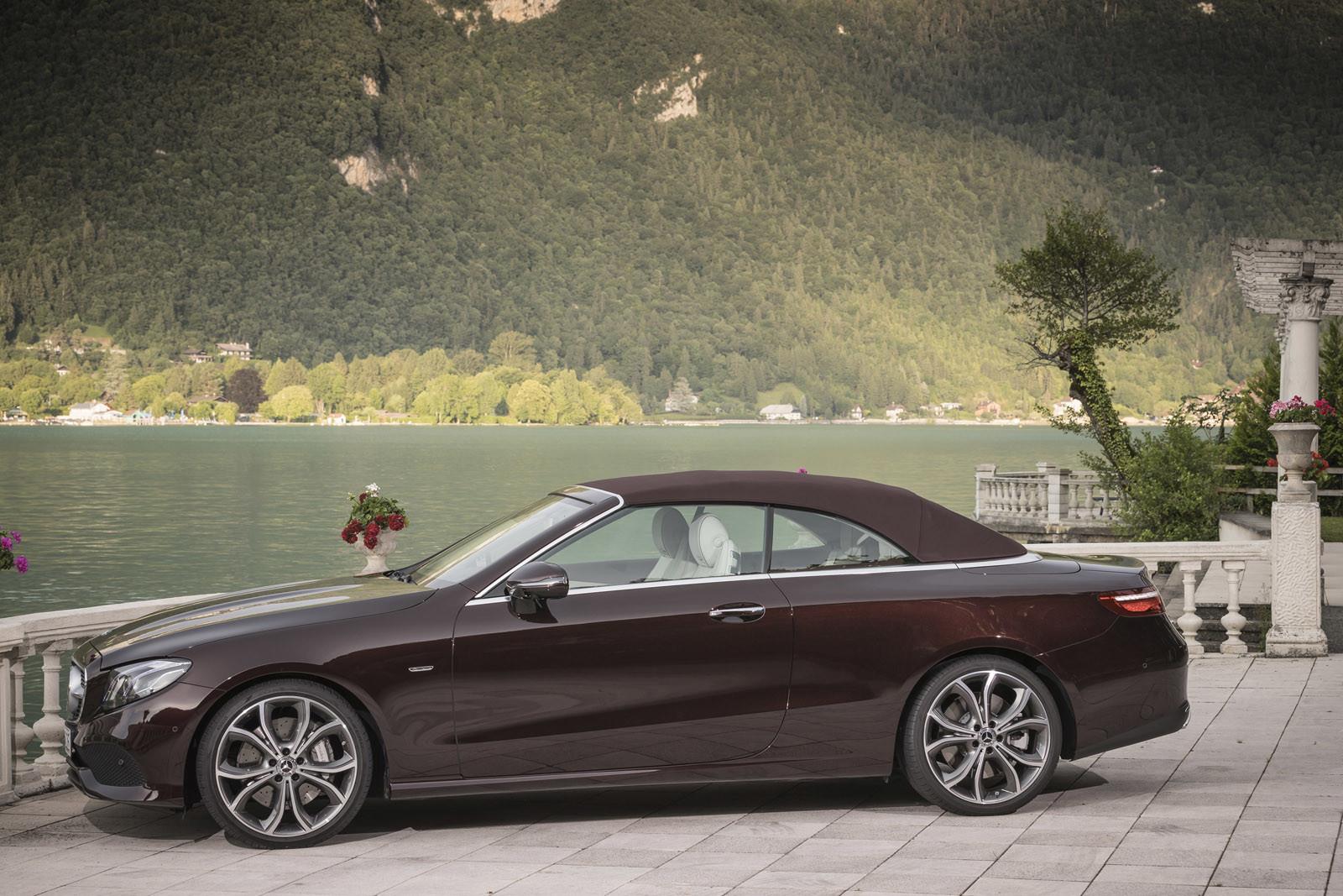 Foto de Mercedes-Benz Clase E Cabrio, toma de contacto (54/156)