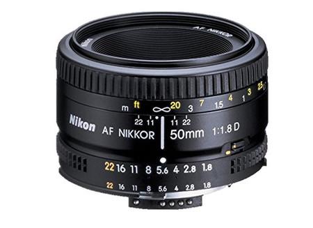 Nikon 50 Mm 18