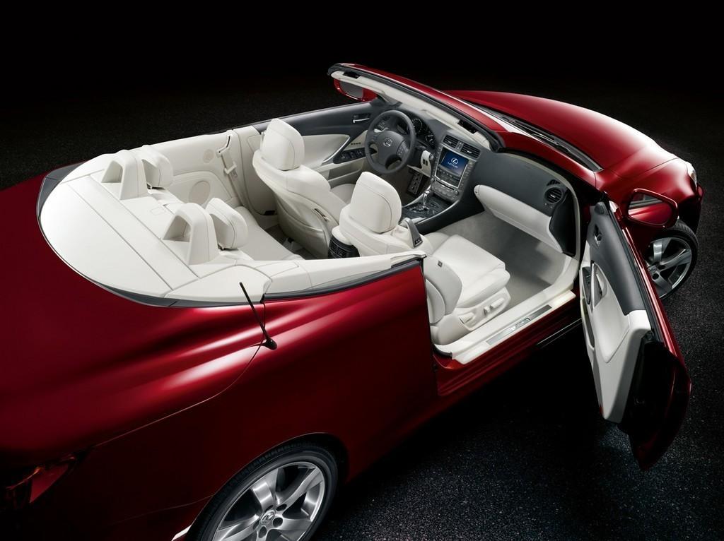 Foto de Lexus IS 250C (21/28)