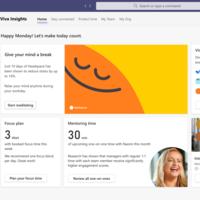 Así quiere Microsoft mejorar el bienestar de los empleados en remoto: cómo funciona su nueva plataforma de teletrabajo