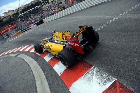 Renault dice que irán a por la victoria en Mónaco
