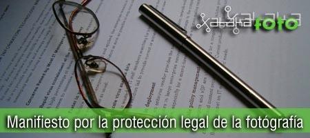 Manifiesto por un cambio en la protección legal de la fotografía