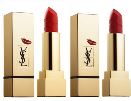 Ysl Roug Pur Couture Kiss Love Lipstick 2