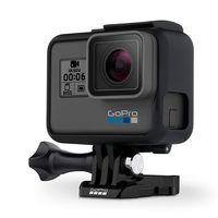 Hoy en Amazon, la GoPro Hero 6 Black sólo cuesta 303 euros: su precio más bajo hasta la fecha