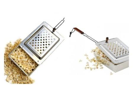 Popcorn Popper, un palomitero con casi 200 años de historia