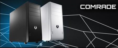 BitFenix anuncia gabinete Comrade, el mejor aliado de los gamers