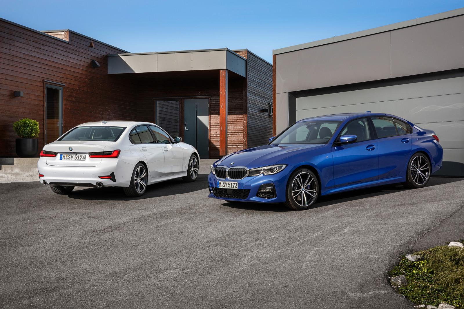 Foto de BMW Serie 3 2019 (26/131)